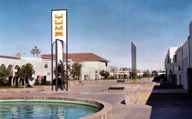 Yuma Mall 1970